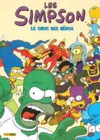 Les Simpson : Le choc des héros