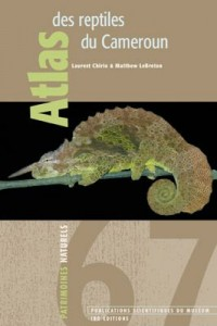 Atlas des Reptiles du Cameroun