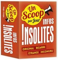 Un Scoop par jour Infos insolites 2019