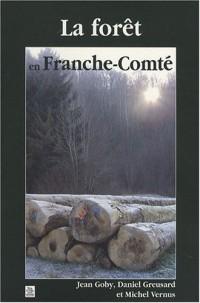 La forêt en Franche-Comté