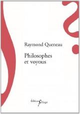 Philosophes et Voyous