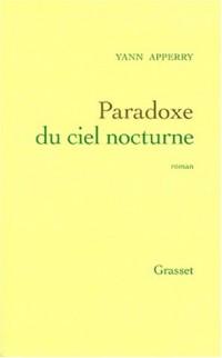 Paradoxe du ciel nocturne
