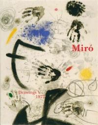 Joan Miro : Drawings