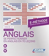 Coffret e-methode Perfectionnement anglais