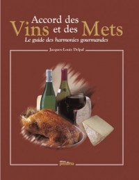 Accords des mets et des vins