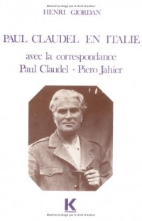 Paul claudel en Italie bfr c50