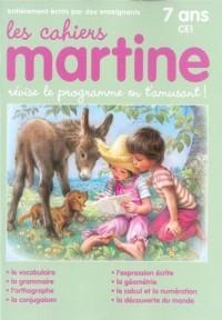 Les Cahiers de Martine CE1