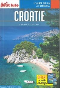 Guide Croatie 2018 Carnet Petit Futé