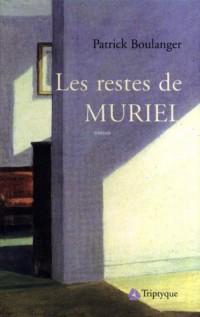 Les Restes de Muriel