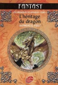 La Guerre de la Faille, Tome 2 : L'héritage du dragon