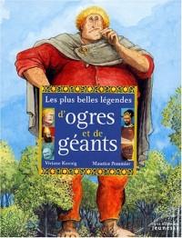 Les plus belles  légendes d'Ogres et de Géants