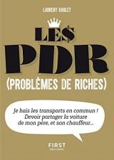 Petit Livre de - Les PDR (problèmes de riches) [Poche]