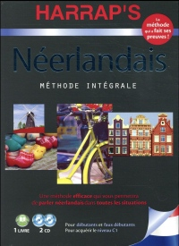 Harrap's méthode intégrale néerlandais 2 CD + livre