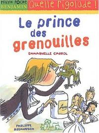 Le Prince des grenouilles