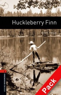 The Adventures of Huckleberry Finn : Niveau 2 (1CD audio)