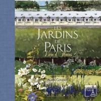 Livre d'heures des jardins de Paris
