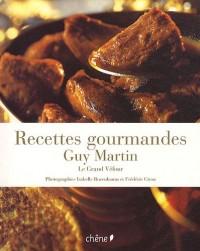 Recettes Gourmandes : Le Grand Véfour