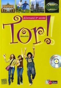 Tor ! - Allemand 1re année - Niveau A1/A2 (CD audio élève)