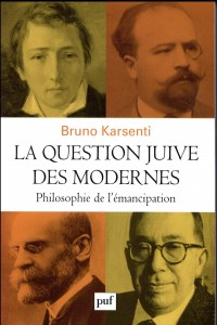 La question juive des modernes. Philosophie de l'émancipation