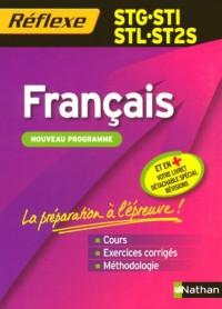 Français : STG, STI, STL, ST2S