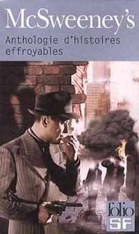 McSweeney's:Méga-anthologie d'histoires effroyables