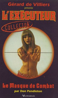 Exécuteur, collector numéro 3 : Le Masque de combat