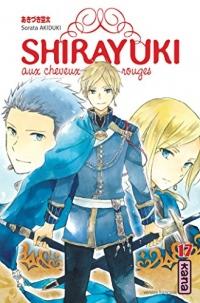 Shirayuki aux cheveux rouges, tome 17