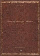 Ivanhoé / parWalterScott; traduitpar Alexandre Dumas