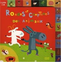 Rondes et comptines des animaux (1CD audio)