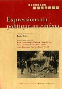 Expressions du politique au cinéma