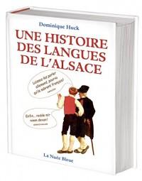 Histoire des langues de l'Alsace