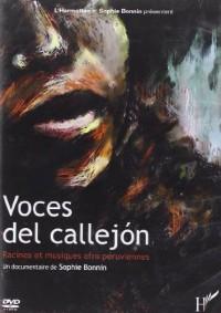 Voces Del Callejon (DVD) Racines et Musiques Afro Peruviennes