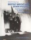 Bertold Brecht und Erwin Piscator.