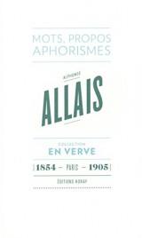 Alphonse Allais [Poche]