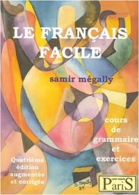 Français Facile - Cours de grammaire et exercice, (Le) + CD