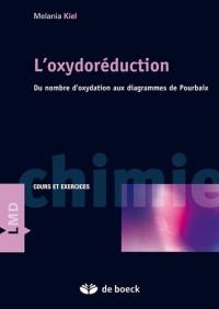 L'oxydoréduction : Du nombre d'oxydation aux diagrammes de Pourbaix