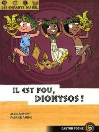 Les enfants du Nil, Tome 8 : Il est fou Dionysos