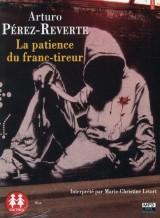 La patience du Franc-Tireur [Livre audio]