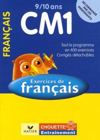 Français CM1 9/10 ans : Exercices de base