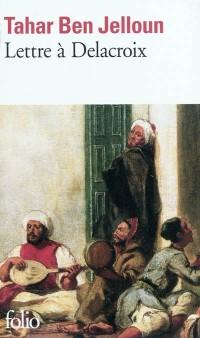Lettre à Delacroix