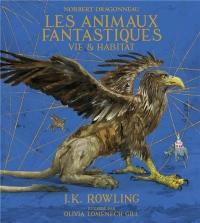 Les animaux fantastiques - version illustrée