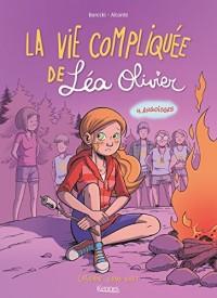 LA VIE COMPLIQUEE DE LEA OLIVIER BD T04: Angoisses
