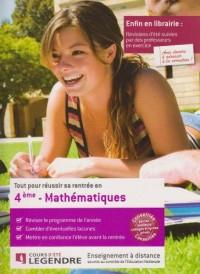 Tout pour réussir sa rentrée en Mathématiques 4e