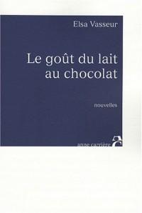 Le goût du lait au chocolat