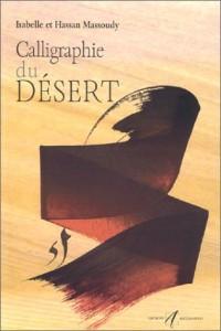 Calligraphie du désert