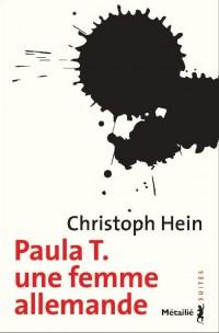 Paula T. une femme allemande