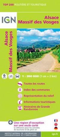 Alsace, massif des Vosges