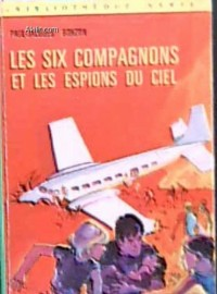 Les six compagnons et les espions du ciel, ill.M. Paulin