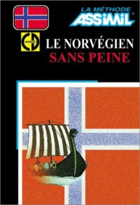 Le Norvégien sans peine (1 livre + coffret de 4 CD)