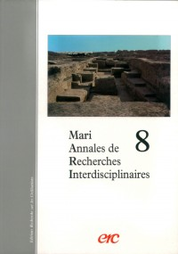 Mari: Annales de Recherches Interdisciplinaires